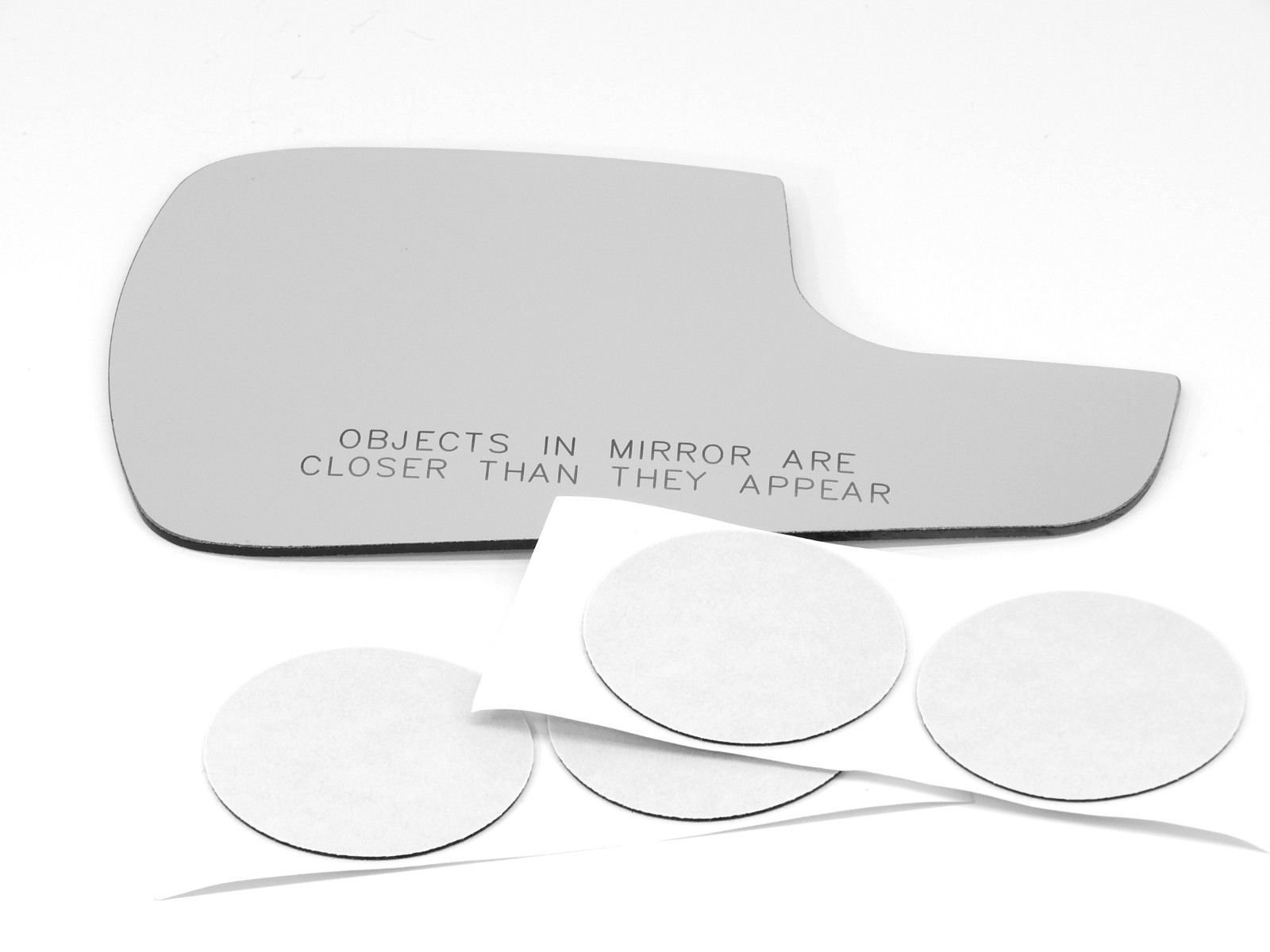 Mirrex 84438 Fits 2013 2014 2015 2016 2017 2018 Ford Fusion Passenger Side Mirror Glass Right Replacement W//O Backing Plate