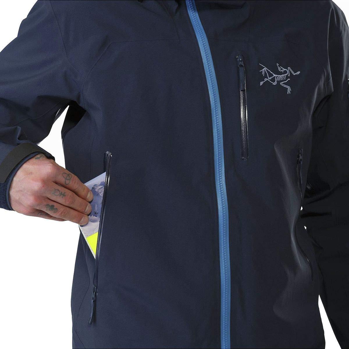 Amazon.com: Arcteryx Sidewinder - Chaqueta para hombre ...
