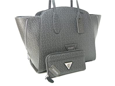 Image Unavailable. Image not available for. Color  New Guess G Logo Purse  Big Tote Bag   Zip Around Wallet 2 Piece Matching Set 5351d2dd17fbc