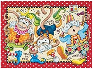 product image for Springbok Three Little Monkeys 60 Piece Jigsaw Puzzle