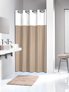 Sealskin 232211365 - Tenda da doccia, mod. Coloris, 180 x 200 cm ...