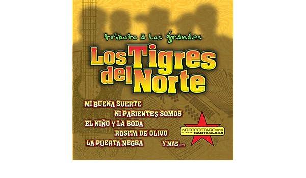 Banda Santa Clara - Tributo a Las Grandes: Tigres Del Norte - Amazon.com Music