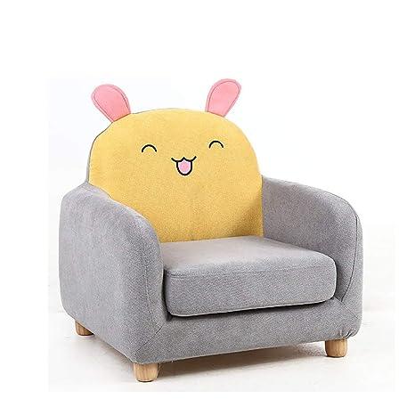 Amazon.com: Liuyongjun - Sofá infantil, diseño de zorros con ...