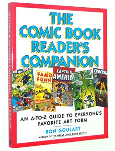 The Comic Book Reader's Companion: An A-To-Z Guide to