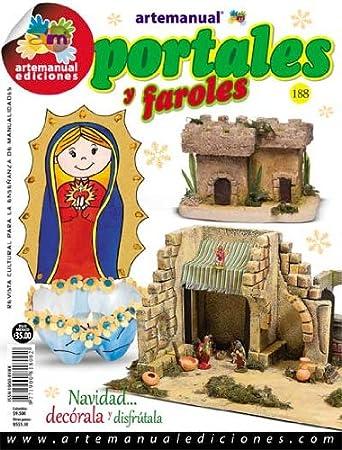 Amazon.com: Revista Manualidades Crea Tu Propio Proyecto -188 FAROLES-: Everything Else
