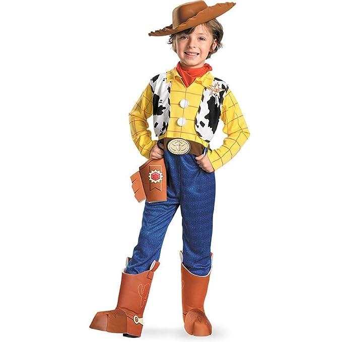 20d383c90713e Toy Story Woody Sheriff disfraz de niños  Amazon.es  Ropa y accesorios