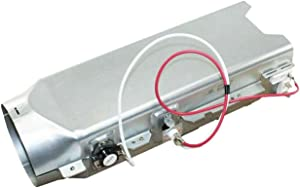Compatible Dryer Heating Element Assembly for LG DLE0332W, DLE2532W, DLE0442G, DLE0442W, DLE1310W Dryer Models