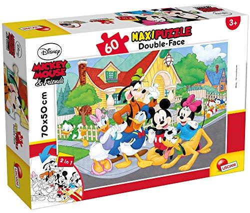 Lisciani Giochi Mickey Puzzle Df Supermaxi 60 667280