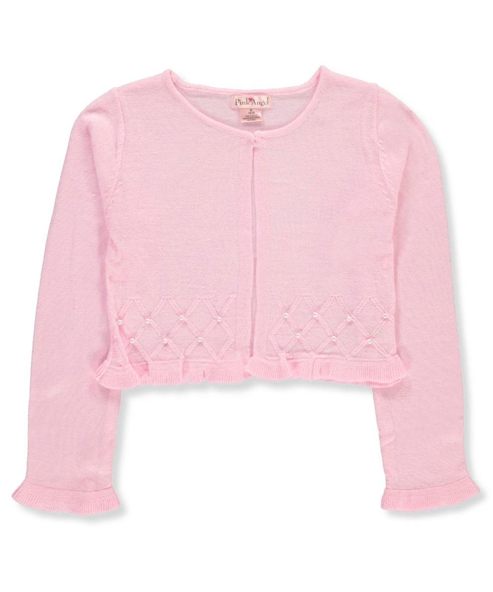 Pink Angel Girls' Shrug Pink Angel Girls' Shrug