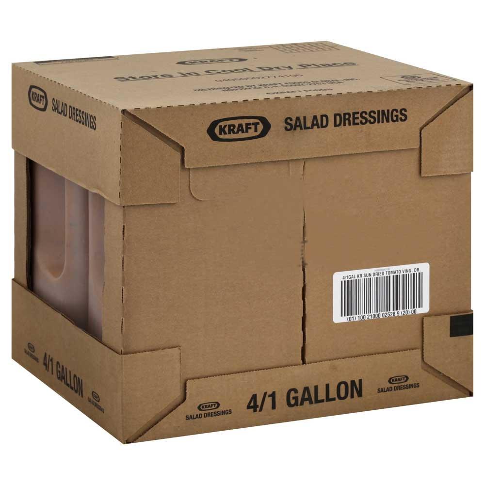 Kraft Sun Dried Tomato Vinaigrette Salad Dressing, 1 Gallon -- 4 per case. by Kraft