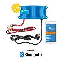 Victron Energy BPC121713006 Blue Smart IP67 Cargador 12/171 230 V CEE 7/7, 12V/17A