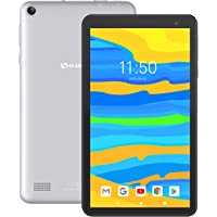 Tablet 7-Pulgadas Android 9.0 32GB – HAOQIN H7 Pro de Quad Core HD Pantalla IPS Soporte WiFi Bluetooth FM Certificado por Google(Gris)