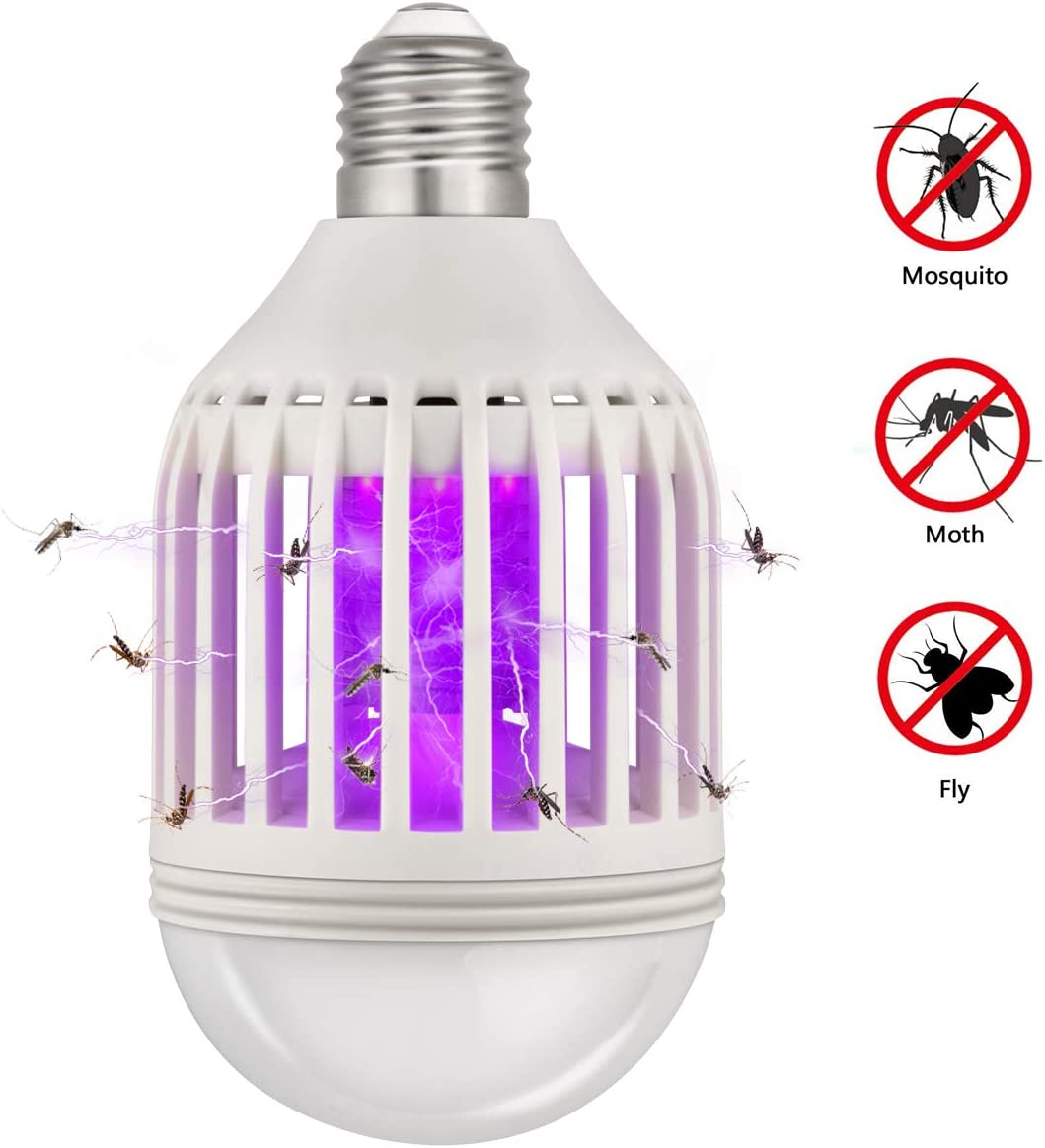 Free Amazon Promo Code 2020 for Bug Zapper Led Light Bulb 2 in 1