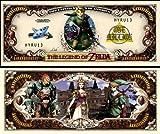 Legend of Zelda Million Dollar Bill (10/$4.99) by AAC
