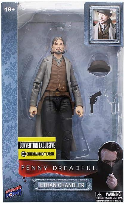 Amazon.com: Penny Dreadful Ethan 6-inch Figura De Acción ...