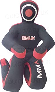 Amazon.com: Brazilian Jiu Jitsu Grappling Dummy MMA ...