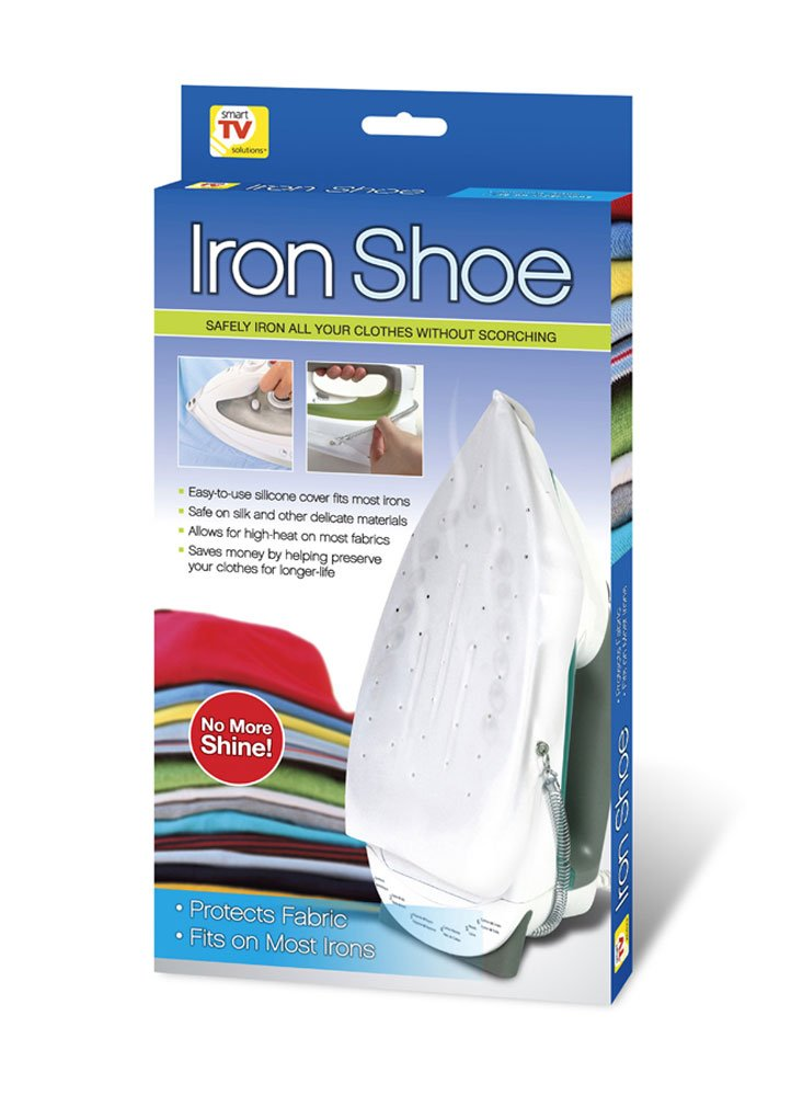 Meridian Point Shoe Safely Iron Your Clothes without Scorching Smartworks IS-12/2092