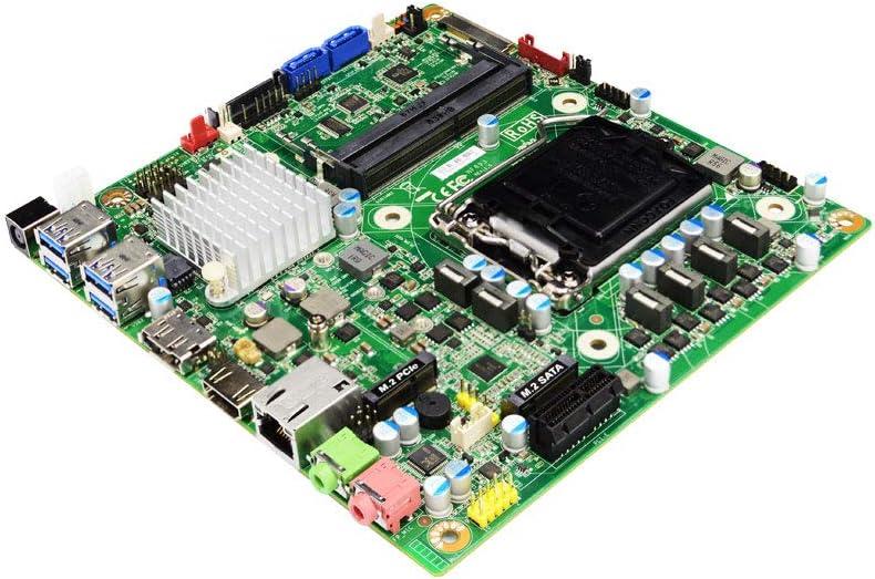 Jetway JNF893-H310 Intel 8th Gen Coffee Lake Mini ITX Motherboard