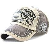 Fintier 男女兼用 タイガーキャト ベースボールキャップ 野球帽 カジュアル CAP 帽子 アウトドア スポーツ キャップ 帽子 メンズ レディース