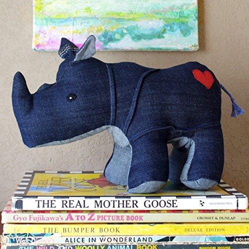 Rhino Denim - Rumble - Handmade Denim Rhino