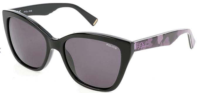 Police Sonnenbrille SPL407 Gafas de sol, Negro (Schwarz ...