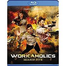 Workaholics: Season Five [Blu-ray] (2015)