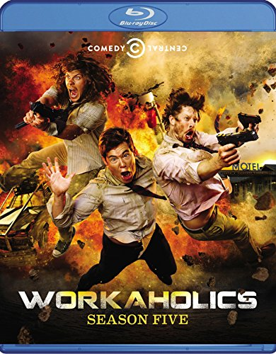 Workaholics: Season Five [Blu-ray]