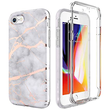 TVVT Compatible con Funda iPhone 6S / iPhone 6, Ultrafino ...
