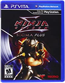 Amazon.com: Ninja Gaiden Sigma Plus - PlayStation Vita ...
