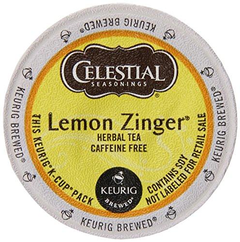 Keurig Celestial Seasonings Lemon Zinger