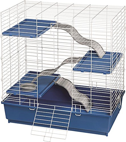 - Kaytee Multi-Level Ferret Cage