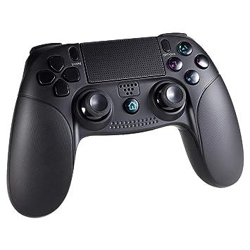 Amazon.com: Mando para PS4 Gamepad, mando para juegos Dotca ...