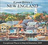 Karen Browns New England-2009, Karen Brown, 1933810440