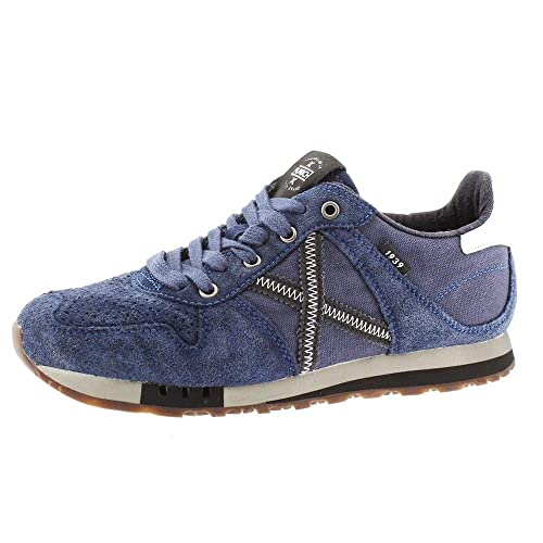 Zapatillas Vestir Hombre Munich Massana 291 Azul: Amazon.es: Zapatos y complementos