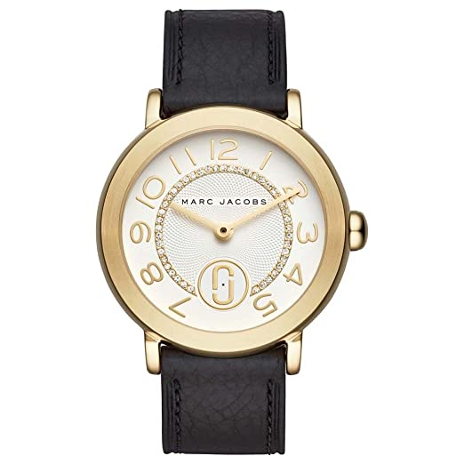 f4670ebbadd83 Image Unavailable. Image not available for. Colour: Marc Jacobs MJ1615 Ladies  Riley Watch