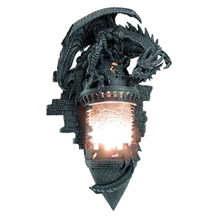 Nemesis now gothic black dragon dominion wall lighting lamp 55cm nemesis now gothic black dragon dominion wall lighting lamp 55cm aloadofball Gallery