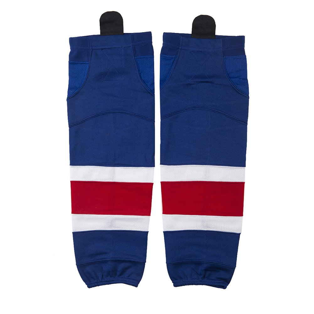 Ice Hockey Socks, COLDINDOOR Adult Premium Dry Fit Mesh Hockey Socks Senior Size LCSTFW001-1