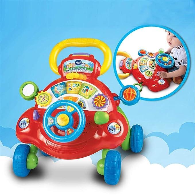 Lisansang Andador Multifunción bebé Walker Cesta Aviones Juguete ...