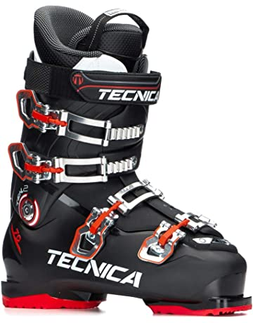 LANGE XC 70 W Womens Ski Boot BlackMagenta 23.5 USED W BOX