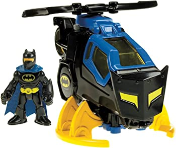Fisher-Price Imaginext Batcopter Batman Toy