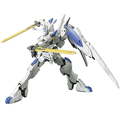 Bandai Hobby HG # 36Bael Gundam Ibo kit de modèle (échelle 1/144)