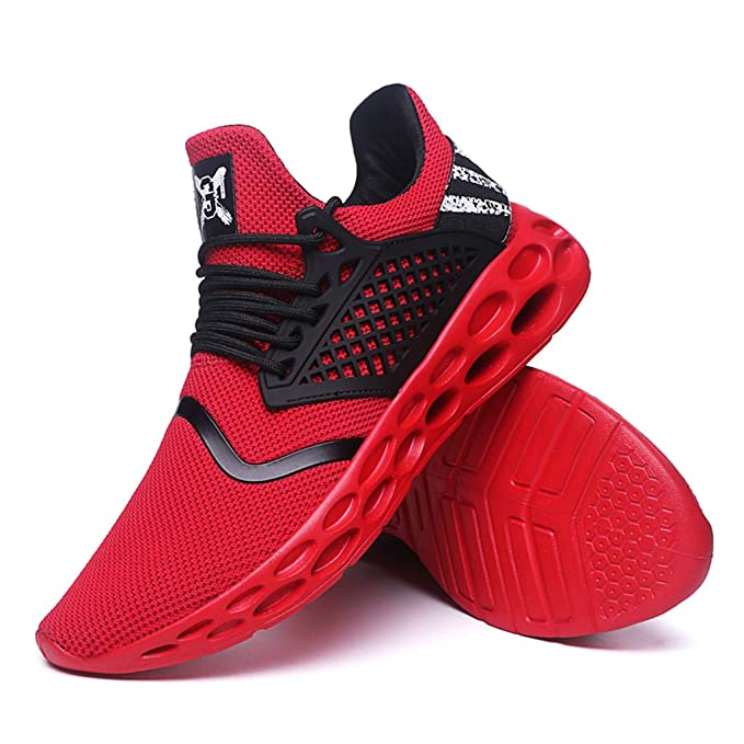 Amazon.com: refulgence Mens Womens Sneaker Barefoot Gym Walking Trail Hiking Running Shoes Lightweight Casual Walking Shoes Gym Breathable Mesh Shoes(0 ...