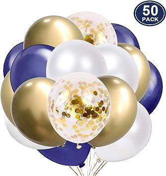 matrimonio 1,5 g decorazione per bambini 10 pezzi Argento. Natale per festa di compleanno Palloncini in lattice perlato da 25,4 cm
