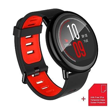 Montre Connectée Smartwatch Android IOS SIKAI Montre Amazfit Pace de Xiaomi [11 jours de veille
