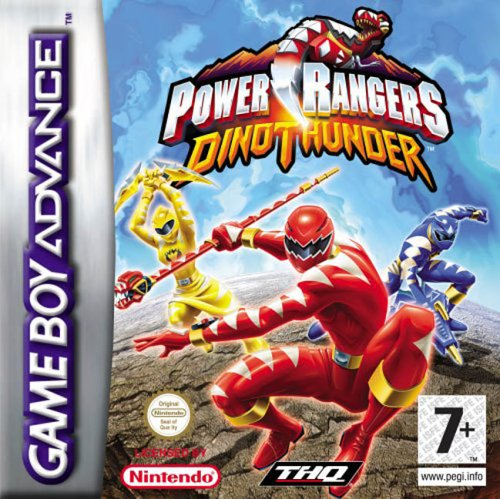 power rangers advance - 1