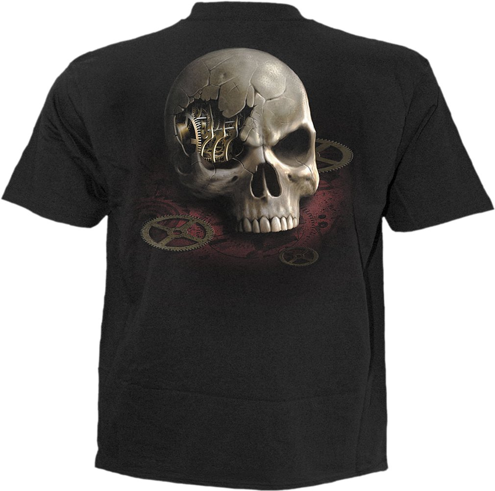 Spiral Boys - Steam Punk Bandit - Kids T-Shirt Black 4