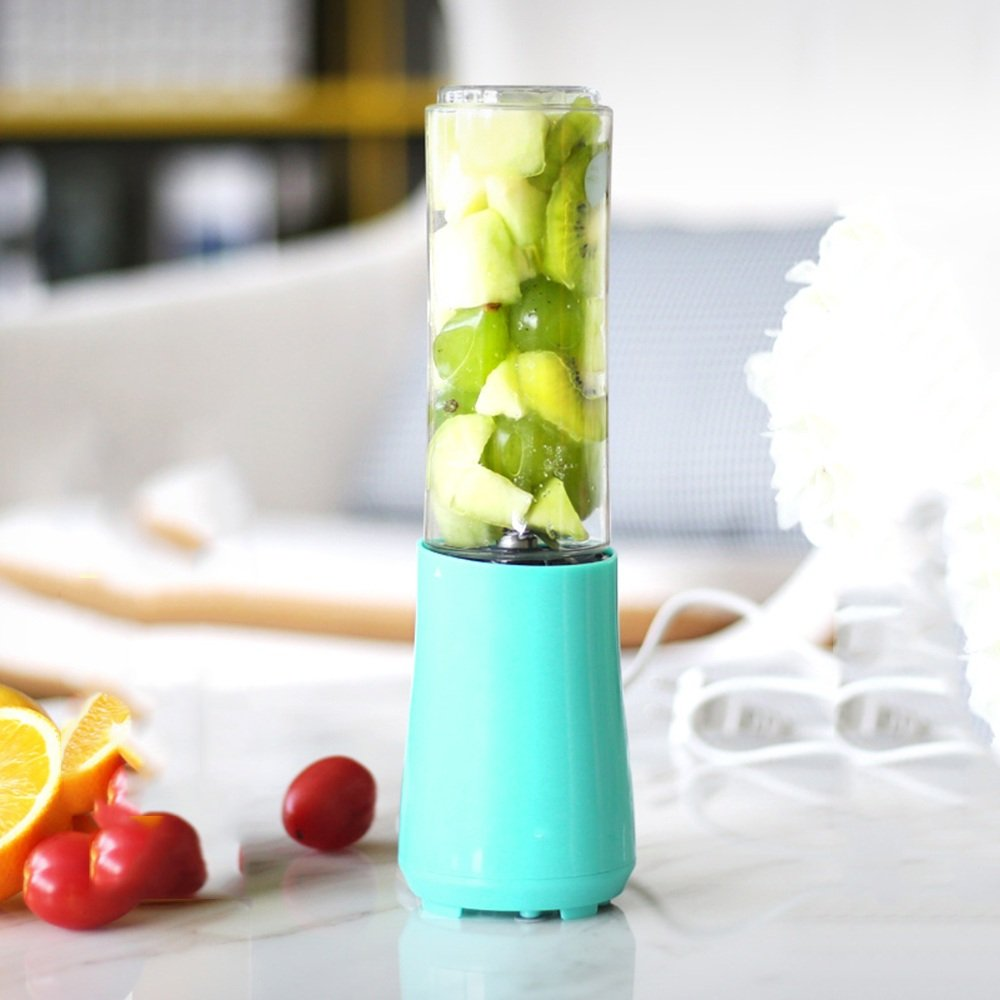 GLJXG Juicer portátil hogar multifunción automático de Frutas y ...