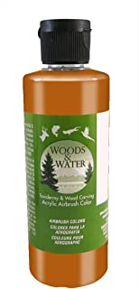 product image for Badger Air-Brush Co. 16-Ounce Woods and Water Airbrush Ready Water Based Acrylic Paint, Rust