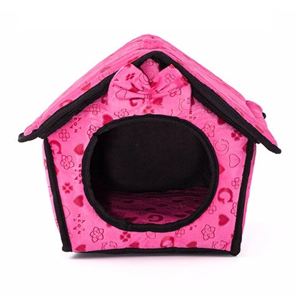 M YUSHI Pet Supplies Houses Nests Doghouses Removable Washable