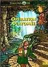 Operation diatomee. l'eau et le sol par Le Quéré